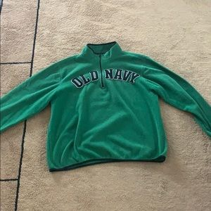 Vintage Old Navy Fleece pullover